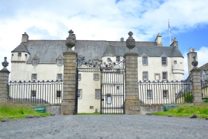 When you have destinations as beautiful as Traquair House its hard to sit home and read. http://www.traquair.co.uk